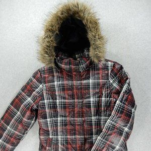 Tommy Hilfiger Down Insulated Jacket (Womens Med)